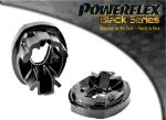 Peugeot 207 Powerflex Black Rear Lower Engine Mount Insert PFF50-509BLK